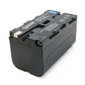 Battery Pack for Sony Extra Digital NP-F730