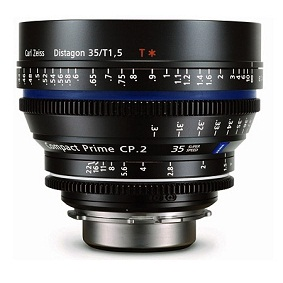 Carl Zeiss CP.2 35 mm/T* 1.5