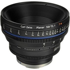 Carl Zeiss CP.2 50 mm/T* 2.1
