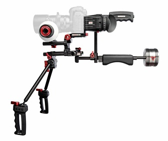 Boston the Stabilizer V3 with QR Adapter Kit