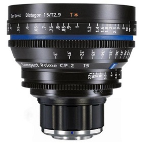 Carl Zeiss CP.2 15 mm/T* 2.9