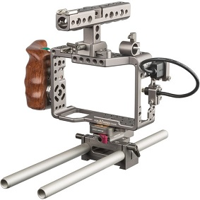 Tilta ES-T17-A Handheld Camera Cage Rig for Sony A7S II